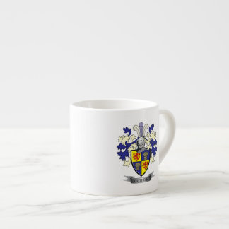 Guthrie Family Crest Coat of Arms Espresso Cup