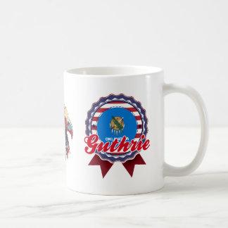 Guthrie, OK Mug