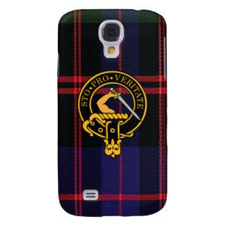 Guthrie Scottish Crest and Tartan Samsung Case