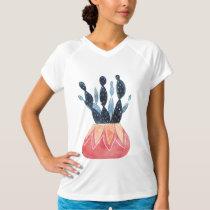 Guthrie Women's Double-Dry V-Neck T-Shirt