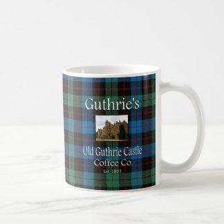 Guthrie's Old Guthrie Castle Coffee Co. Coffee Mug