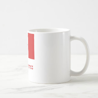 Gutiérrez Mexican Flag Coffee Mug