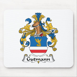 Gutmann Family Crest Mouse Pad
