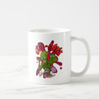 Guts and Gory Coffee Mug