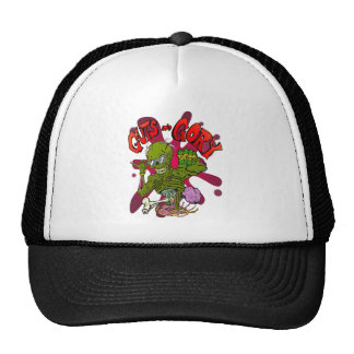 Guts and Gory Trucker Hat