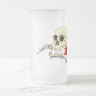 Guts Grease Glory Beer Mug