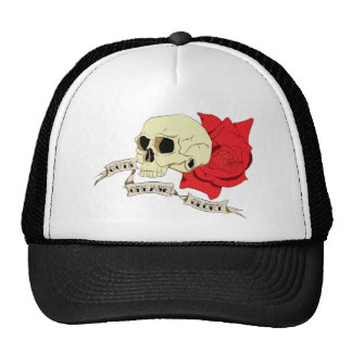 Guts Grease Glory Trucker Hat