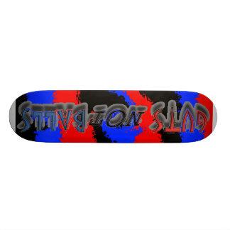 Guts Not Balls Skateboard