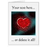 Gutsy Valentine Card