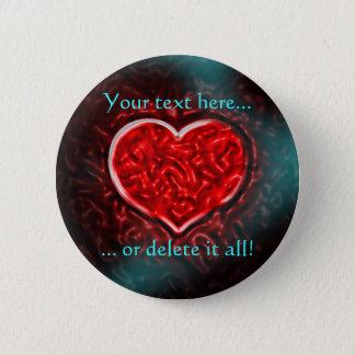Gutsy Valentine Pin
