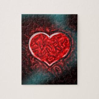 Gutsy Valentine Jigsaw Puzzle