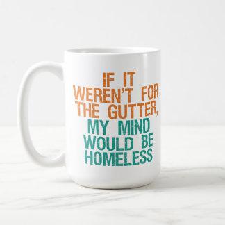 Gutter Mind mugs