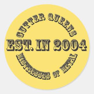 Gutter Queen Sticker