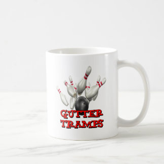 Gutter Tramps Classic White Coffee Mug