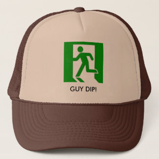 GUY DIP! TRUCKER HAT