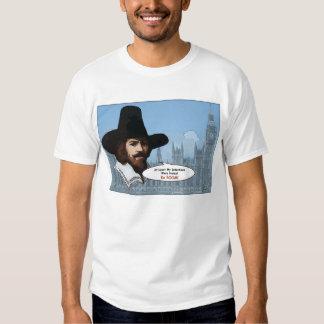 Guy Faulks Cartoon T-shirt