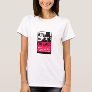 Guy Fawkes campaign T-Shirt