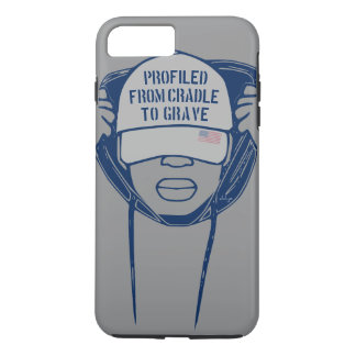 GUY IN HOODIE - PROFILED FROM CRADLE TO GRAVE iPhone 7 PLUS CASE