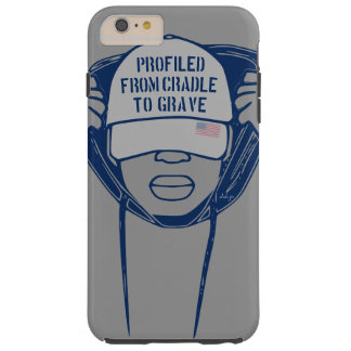 GUY IN HOODIE - PROFILED FROM CRADLE TO GRAVE TOUGH iPhone 6 PLUS CASE