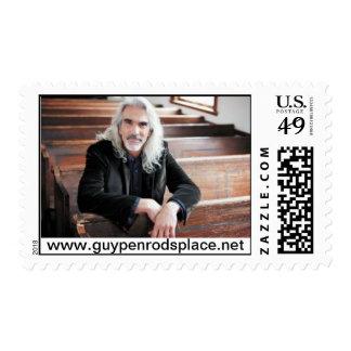 Guy Penrod Postage Stamp