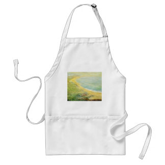 Guy Rose- Bluff at Pourville Adult Apron