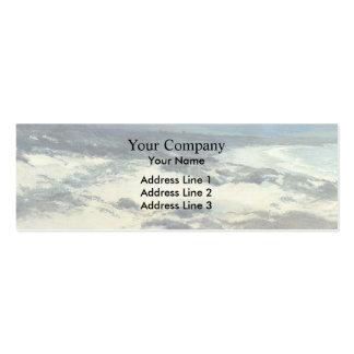 Guy Rose- Carmel Shore Business Cards