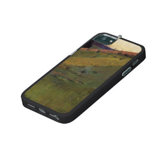 Guy Rose- Giverny Hillside Cover For iPhone 5