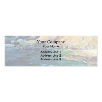 Guy Rose- Incoming Tide Business Card