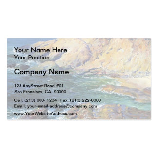 Guy Rose- Incoming Tide Business Card Template