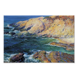 Guy Rose- Incoming Tide Poster