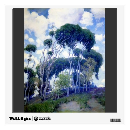 Guy Rose- Laguna Eucalyptus Room Decals
