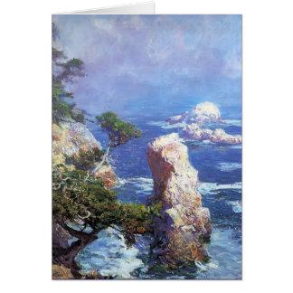 Guy Rose- Mist Over Point Lobos Card