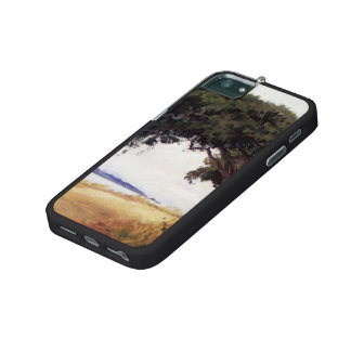 Guy Rose- Point Lobos, Oak Tree Cover For iPhone 5