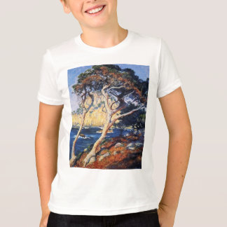 Guy Rose- Point Lobos Trees T-Shirt