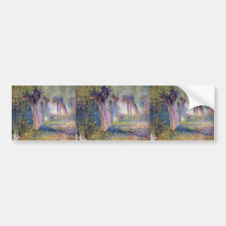 Guy Rose- River Epte, Giverny Bumper Stickers