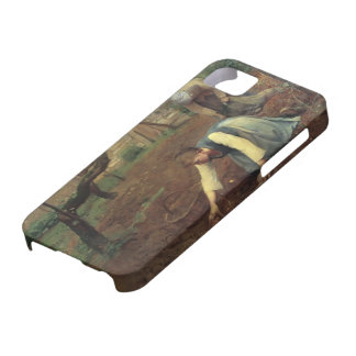 Guy Rose- The Potato Gatherers iPhone 5 Cases