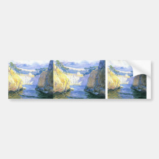 Guy Rose- Vista from Point Lobos Bumper Stickers