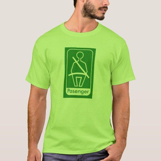 Guy Seatbelt T-Shirt