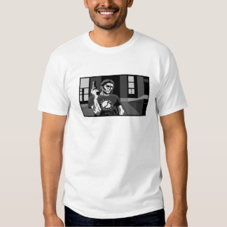 guy with the gun shirts