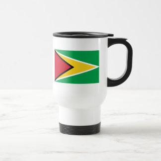guyana 15 oz stainless steel travel mug