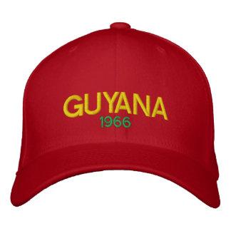 Guyana 1966 Emboidered Hat