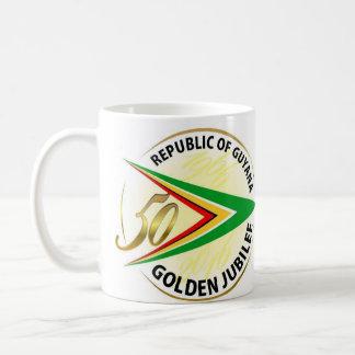 Guyana 50th Independence Cup/Mug Coffee Mug
