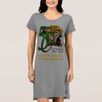 Guyana 50th Independence Dress