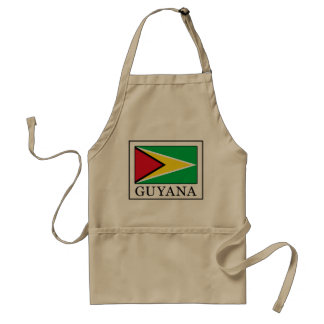 Guyana Adult Apron