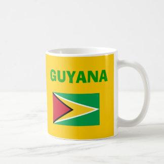 Guyana*, Bold GY Coffee Mug