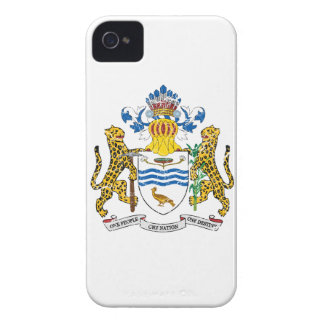 Guyana Coat Of Arms Blackberry Bold Covers