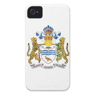 Guyana Coat Of Arms Case-Mate Blackberry Case