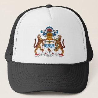 Guyana Coat of Arms Hat