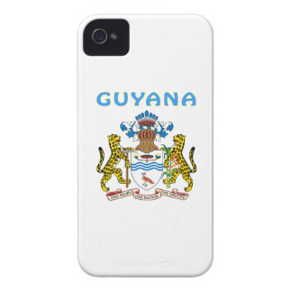Guyana Coat Of Arms iPhone 4 Cover