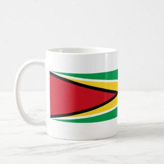 guyana country flag nation symbol long coffee mug